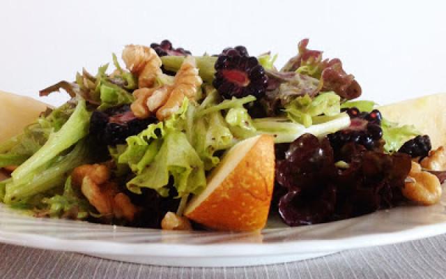 Die Liebe zu Salat ist eine unendliche…