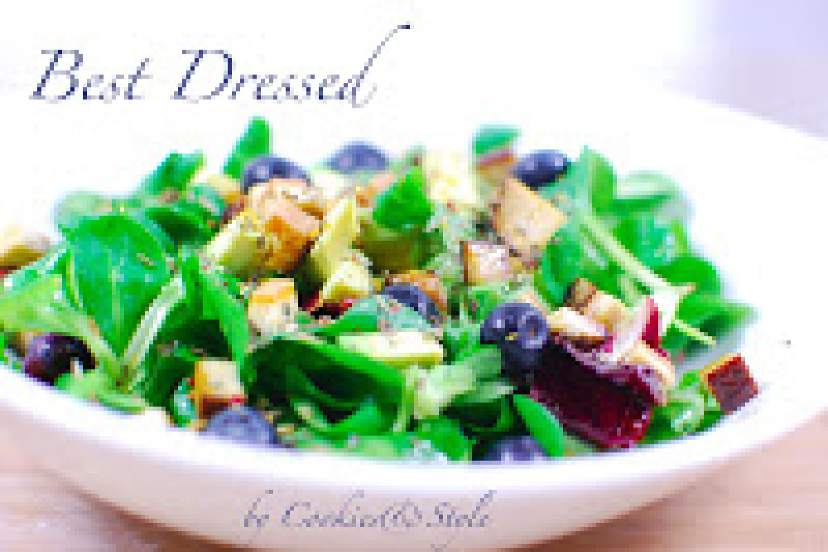 Best Dressed Salad