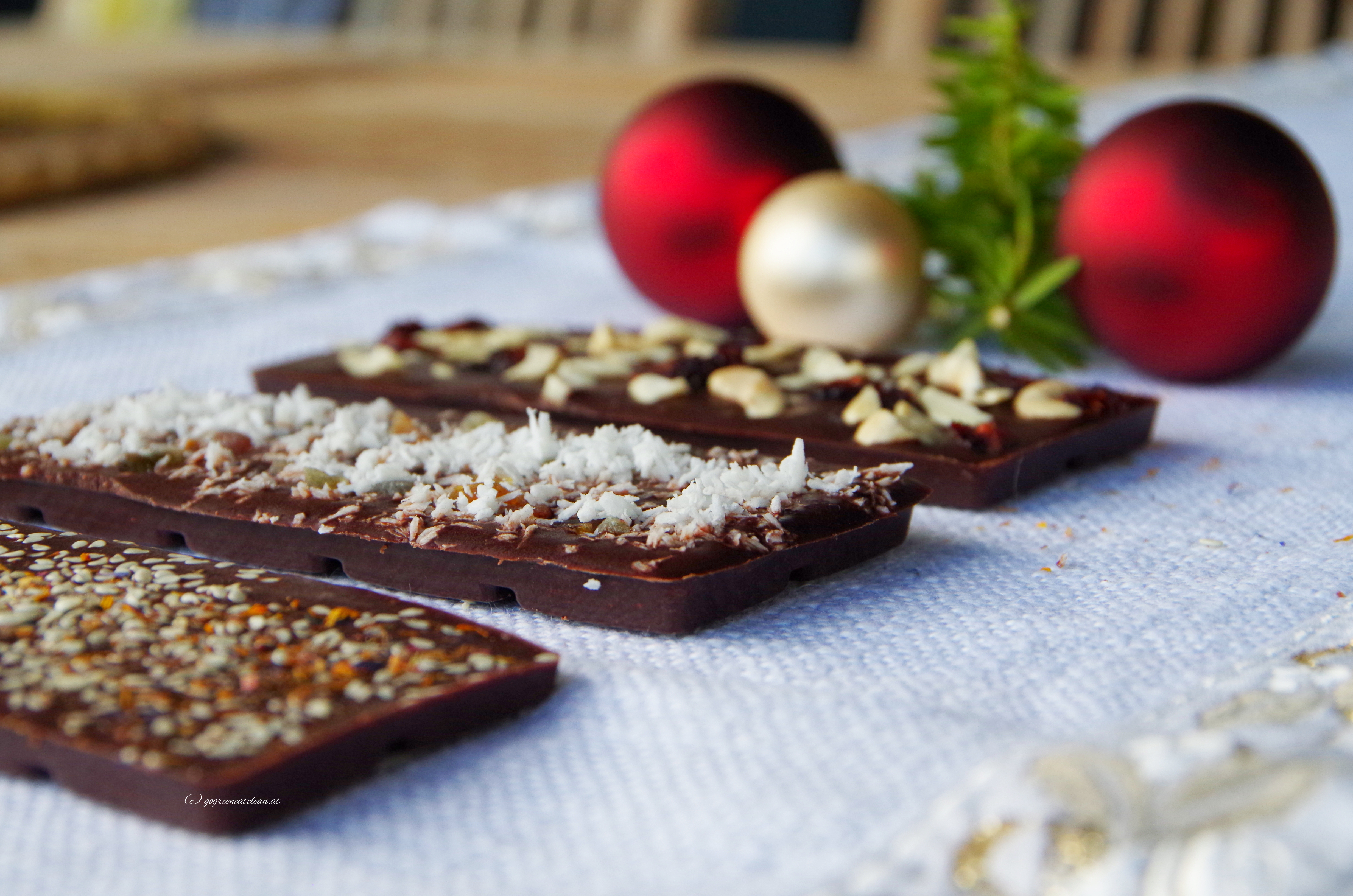 Geschenke aus der Küche #2 – selbstgemachte Schokolade – GO GREEN ...