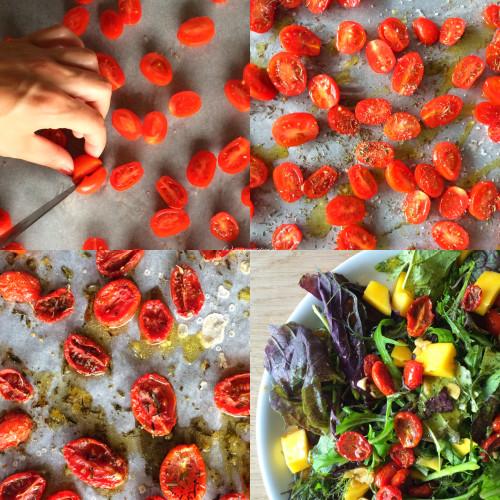 {Homemade} Getrocknete Tomaten
