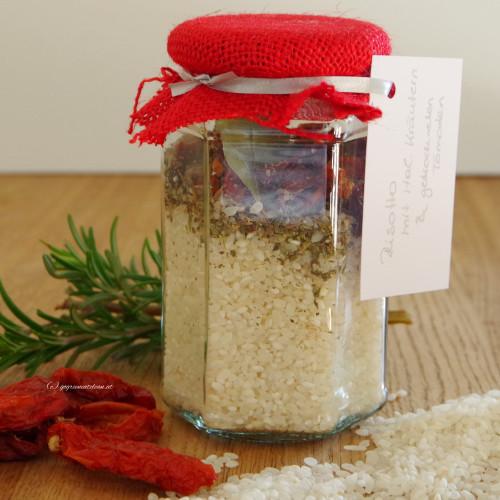 Geschenke aus der Küche #3 – Risotto