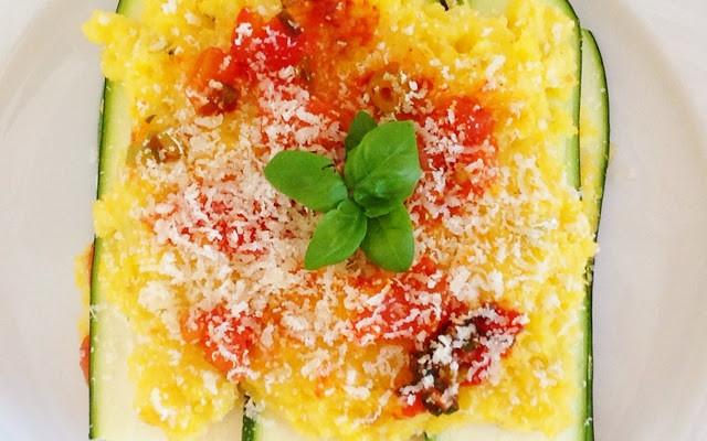 Sommer Lasagne