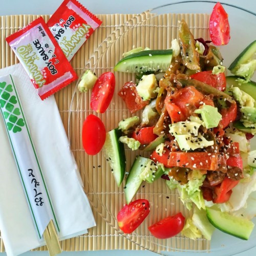 Salat Salad Salade Ensalada Insalata Salatka